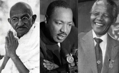 Três profetas desarmados